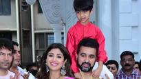 Ganesh Chaturthi 2018: Shilpa Shetty, Arpita Khan bid farewell to Ganpati with music...