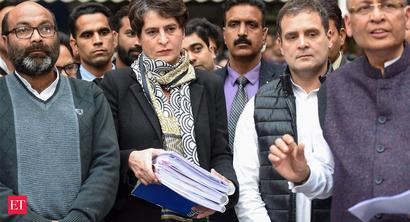 Congress moves NHRC over police 'atrocities' on anti-CAA protesters in UP