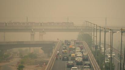 Pollution forces Noida schools to be shut till November 5