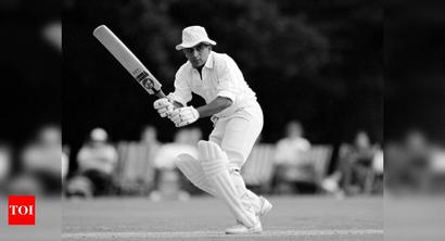 Sunil Gavaskar recollects having to bat wearing Ajit Wadekar's pads