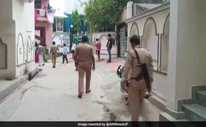 Child Found Crying Next To Bodies Of A Couple At Their Noida Home: Police