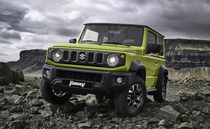 Suzuki Jimny To Be Axed In The UK By 2021