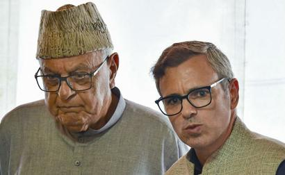 Farooq Abdullah, Son Omar In Court For Party Leaders Detained Since Aug 5
