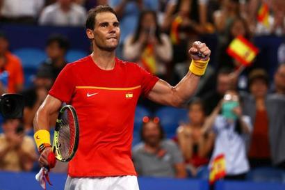 ATP Cup PIX: Djokovic, Nadal punish opponents