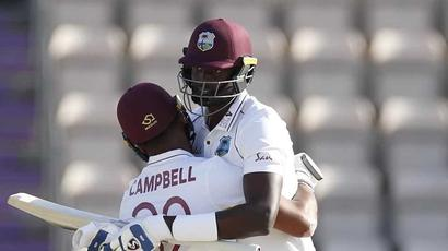 Jason Holder surpasses Brian Lara in captaincy record as West Indies keep chasing...