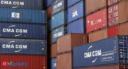 Trending stocks: Allcargo Logistics shares gain nearly 2%