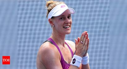 WTA pros take the court in Florida mini-tournament