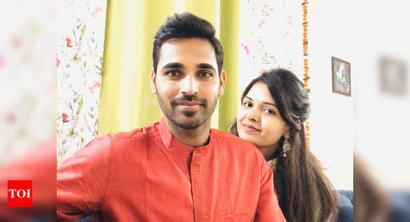 My wife literally hacked my social media account once: Bhuvneshwar Kumar