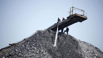 Coal India output in January rises 10.7%