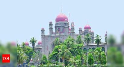 Telangana high court extends stay on demolition of secretariat | Hyderabad News - Times of India