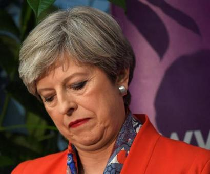 Britain#39;s May appeals to EU leaders but no sign of Brexit deal