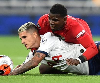 Solskjaer encouraged by Pogba performance; Keane half-time rant