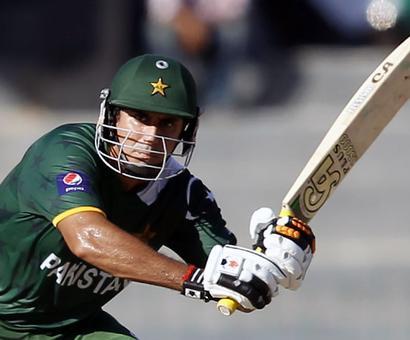 Ex-Pakistan batsman Jamshed jailed in UK over fixing
