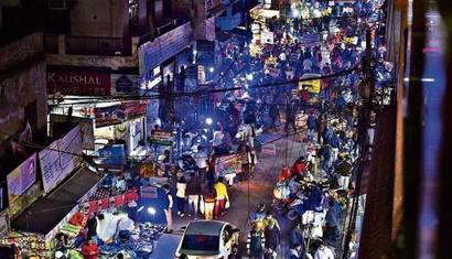 No night curfew in city, Delhi govt informs high court