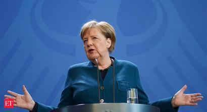 Germany's Angela Merkel goes into quarantine after contact with infected doctor