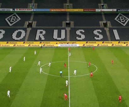 Now, where were we? Bundesliga restarts amid pandemic
