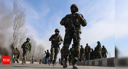 Two LeT terrorists killed in Kashmir encounter