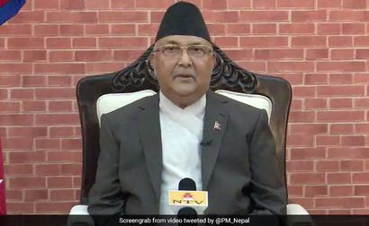 Nepal's Ruling Party Seeks PM Oli's Resignation Over Remarks On India