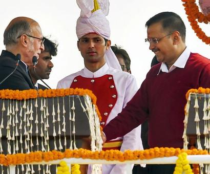 Explained in Charts: How AAP smartly managed Delhi's finances