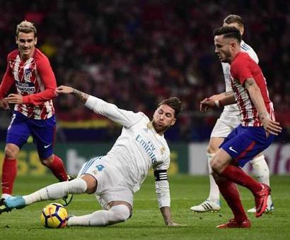 Ignorance Makes You Very Bold: Ramos Slams Griezmann Attitude