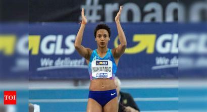 World long-jump champion Malaika Mihambo to work with Carl Lewis