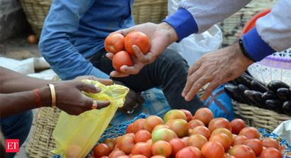 Wholesale price-based inflation falls 0.58 per cent in July 2020, food prices spike