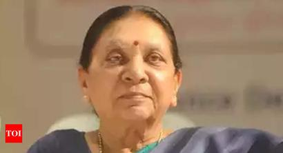 Girls raising voice against dowry should be honoured: Governor Anandiben Patel