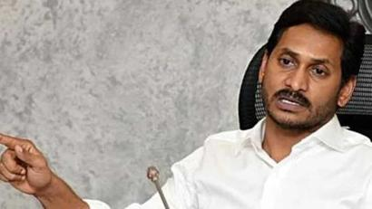 Andhra CM Jagan Mohan Reddy inducts two ministers in minor cabinet rejig