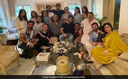 Raksha Bandhan 2020: Inside The Kapoors' Family Lunch. Bonus - Alia Bhatt