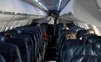 As Flying Returns, Airlines Seek To Quell Fears Over Cabin Air