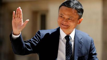 Alibaba#39;s Jack Ma sells $8.2 billion worth shares, stake dips to 4.8%: Filing