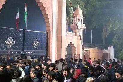 UP Cops, Others Indulged in 'Unbridled Human Rights Violations' at AMU, Says Activists' Report