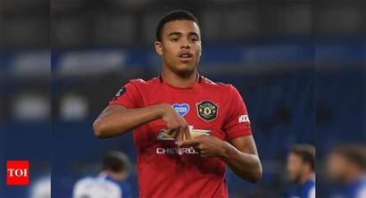 Solskjaer says 'sky's the limit' for Mason Greenwood