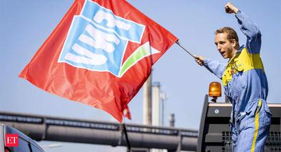 COVID-19: 'Worried' workers at Tata Steel's Dutch unit demand job security