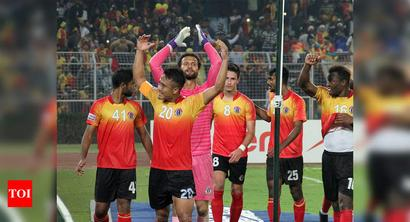 East Bengal emulate Churchill Brothers in I-League history
