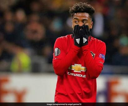 Chelsea Not Interested In Young Midfielder Angel Gomes: Frank Lampard