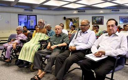Padma Shri awardees felicitated at MSSRF