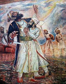 Shivaji's slaying of Afzal Khan: Who struck first?