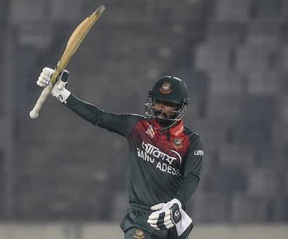 2nd T20I: Liton Das Stars As Bangladesh Beat Zimbabwe To Win T20I Series