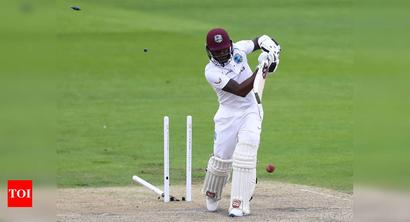 West Indies bowlers undermined by batting woes