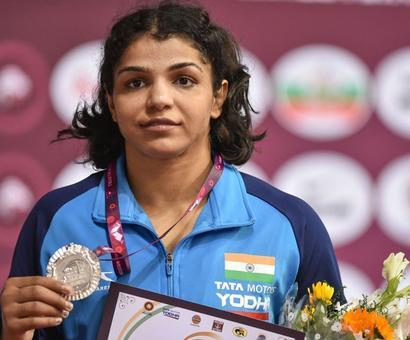 Asian Wrestling Championship: Silver For Sakshi, Vinesh Gets Bronze
