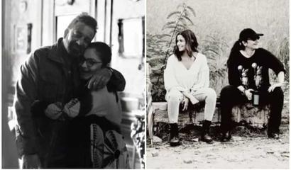 Pooja Bhatt shares behind-the-scenes photos with Alia Bhatt and Sanjay Dutt, celebrates...