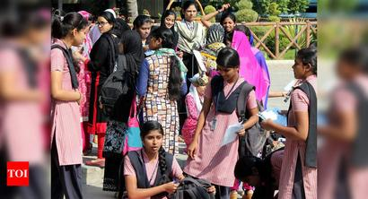 Over 2.9 lakh students skip Hindi paper on the first day of UP board exam