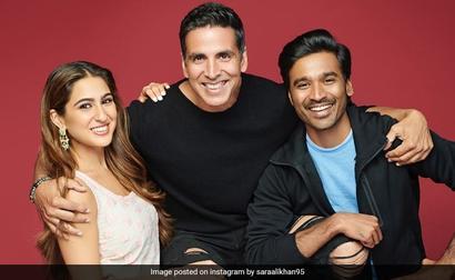 We Might See Double Sara Ali Khan In 'Atrangi Re' With Akshay And Dhanush