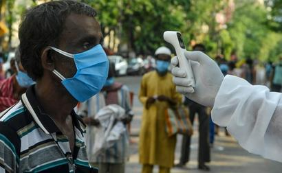 Biggest Single-Day Spike Of 652 COVID-19 Cases In West Bengal