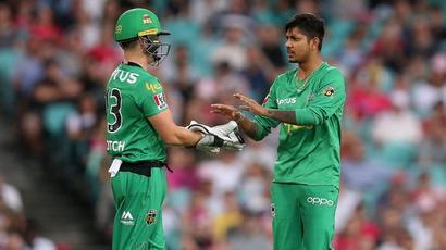Melbourne Stars dealt finals blow with Sandeep Lamichhane unavailable