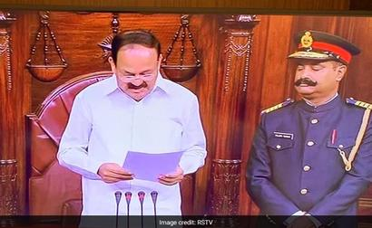 Rajya Sabha Marshals' New Uniform Upsets Army, Members Raise Questions