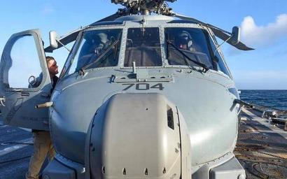Lockheed Martin to deliver six MH-60R copters to Navy in 2021