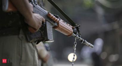 Infiltration bid foiled in J&K's Kupwara; 5 militants, 3 soldiers killed