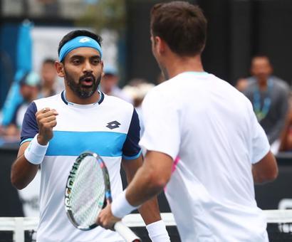 Indians at Aus Open: Divij Sharan advances, Bopanna knocked out